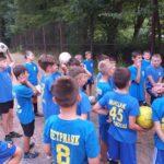 Вихованці Івано-Франківської ОДЮСШ з відділення футболу продовжують навчально-тренувальні збори