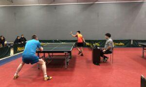 Чемпіонату України з тенісу настільного