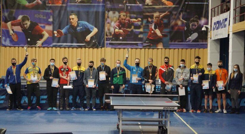Чемпіонат України з тенісу настільного