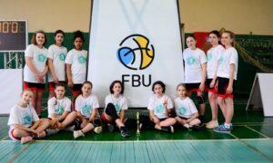 Чемпіонат України Всеукраїнська Юнацька Баскетбольна Ліга серед дівчат 2009 року народження