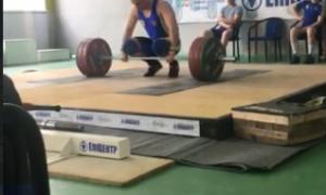 Чемпіонат області з важкої атлетики