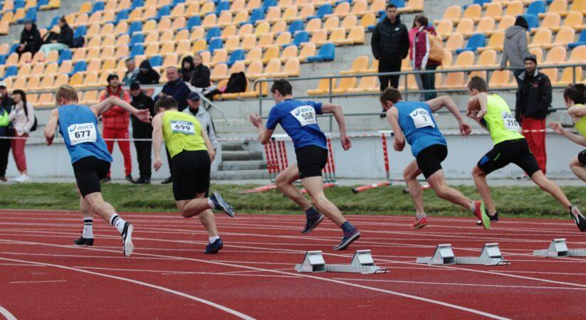 Командний Чемпіонат України з легкої атлетики серед ДЮСШ та СДЮСШОР