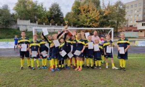 Турнір пам'яті майстра спорту України міжнародного класу з футболу Андрія Хомина