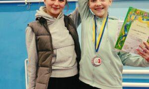 Перші медалі з фехтування