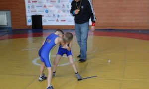 Всеукраїнський турнір з вільної боротьби серед юнаків 2004 року народження