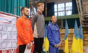 Чемпіонат України з легкої атлетики серед дорослих та молоді