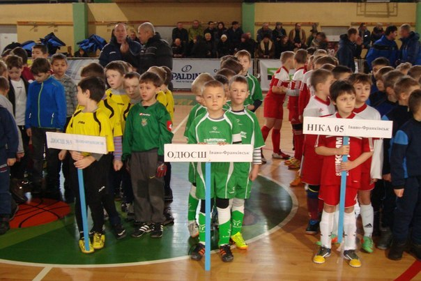 Футбольна команда ОДЮСШ
