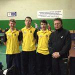 Чемпіонат України з настільного тенісу