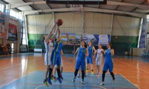 П'ятий тур Всеукраїнської юнацької баскетбольної ліги серед дівчат
