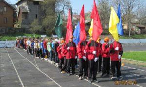 Традиційні змагання з легкої атлетики присвячені пам'яті Бориса Яськевича