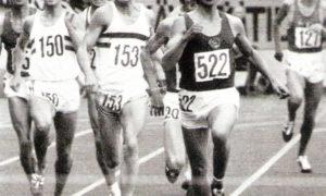 Легкоатлетичні змагання на  призи триразового чемпіона Європи з бігу на 800 метрів Аржанова Євгена Олександрович