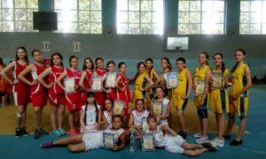 Міжнародний турнір з баскетболу