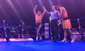 Тренер ІФ ОДЮСШ здобув титул Інтерконтинетального чемпіона за версією WBA