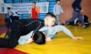 Всеукраїнський турнір з вільної боротьби присвячений пам'яті захиснику України Григорію Семанишину