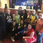 Друге місце на Чемпіонат України з боксу серед жінок
