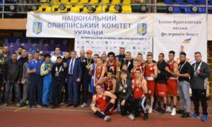 Ювілейний турнір пам'яті майстра спорту з боксу Петра Мицика
