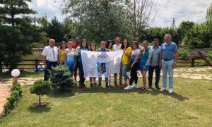 Зустріч з переможцями Всеукраїнських та Міжнародних Чемпіонатів з боксу🇺🇦