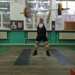 Важка атлетика серед ветеранів – вітаємо Фальова В.В.