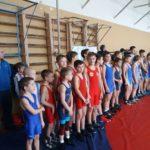 Турнір з вільної боротьби присвячений пам'яті Григорію Семанишину