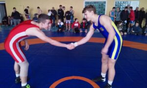 Чемпіонат області з вільної боротьби