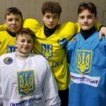 Вихованці ОДЮСШ потрапили в команду України по хокею з шайбою