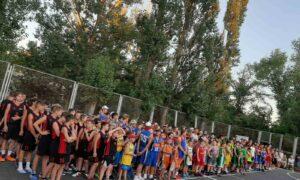 Літній проект-фестиваль з міні-баскетболу та турнір NEXT