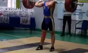 Представницький турнір з важкої атлетики