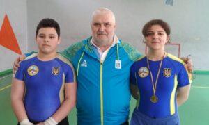 Чемпіонат області з важкої атлетики серед юніорів