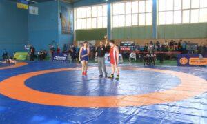 Чемпіонат України з вільної боротьби серед юнаків