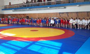 Всеукраїнський турнір з боротьби самбо серед юнаків і дівчат