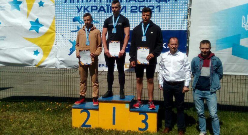 Третя літня Гімназіада Украіни з легкої атлетики