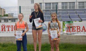 Відкритий чемпіонат області з легкої атлетики