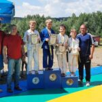 Відкрита першість ДЮСШ №1 міста Ужгорода з дзюдо серед юнаків та дівчат