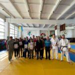 Чемпіонат Області з дзюдо серед юнаків і дівчат U-17