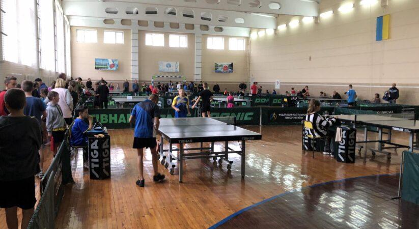 """Міжнародний турнір з настільного тенісу """"Кубок Роксолани"""""""