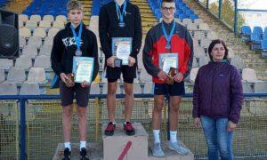 Традиційні змагання з легкої атлетики на призи Євгена Аржанова